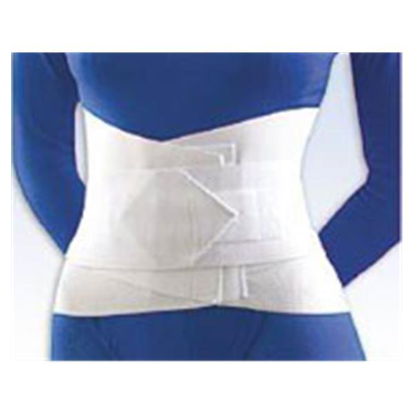 Belt Orthosis Sac-Ro Lumbar Sacral Elstc White Size 10