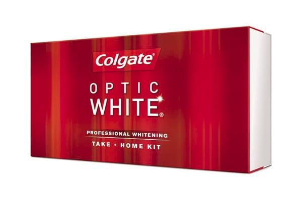 Colgate Optic White Full Whitening Kits Henry Schein Dental